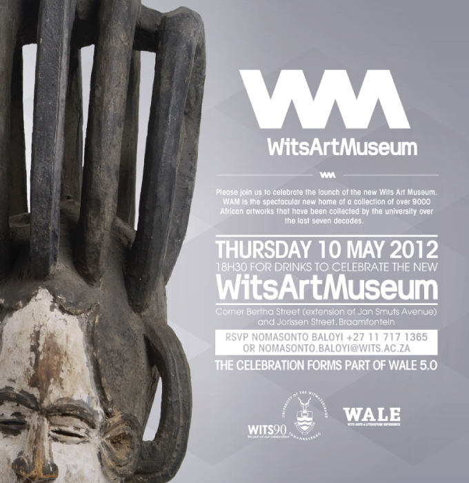 WAM Exhibition Invitation