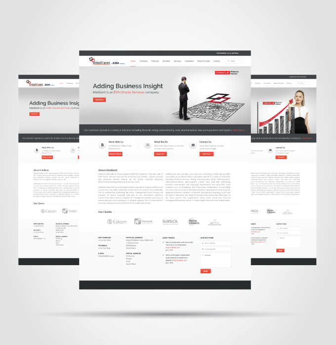 Intellient Web Design